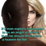 Black Man White Woman Love Quotes Pinterest