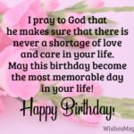 Blessed Birthday Greetings