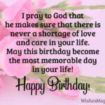 Blessed Birthday Greetings