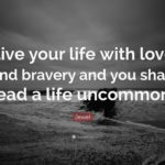 Bravery Quotes About Life Facebook