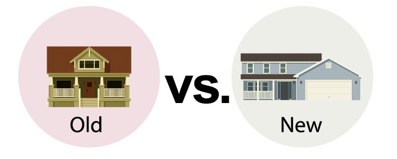 Buying A House Old House Vs New House Which Is Better To Buy Buy Now