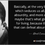 Camus Quotes