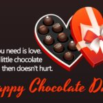 Chocolate Day Quotes In English Facebook