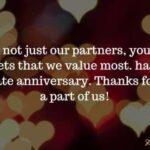 Company Anniversary Message Pinterest