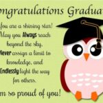 Congratulation Message For Kinder Graduation Pinterest
