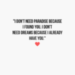 Cute Love Quotes For Him From The Heart Pinterest