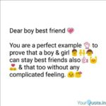 Cute Quotes For Boy Best Friend Twitter