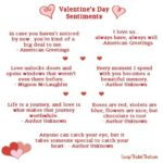 Cute Valentines Day Card Sayings Facebook
