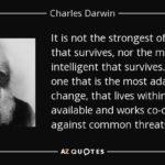 Darwin Famous Quotes Tumblr