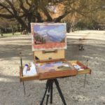 Dealing with Changing Light in the Landscape while Plein Air