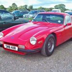 Driving the new TVR 1600M