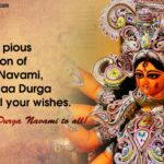 Durga Navami Wishes Images Twitter