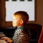 Effectiveness of Online Games on Small Children