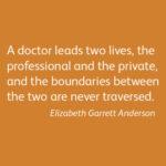 Elizabeth Garrett Anderson Quotes Pinterest