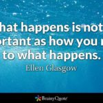 Ellen Glasgow Quotes Facebook