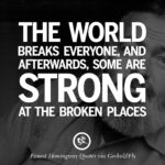 Ernest Hemingway Death Quotes Facebook