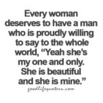 Every Woman Deserves Quotes Tumblr