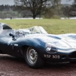Everything you need to know about the Jaguar D-type Sports Car