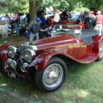 Everything you need to know about the Jaguar SS100 sports car