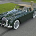 Everything you need to know about the Jaguar XK150 sports car