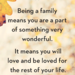 Family Wisdom Quotes Pinterest