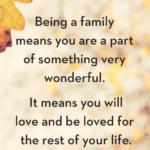 Family Wisdom Quotes Pinterest
