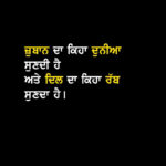 Famous Punjabi Quotes About Life Facebook