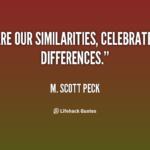 Famous Quotes About Differences Tumblr
