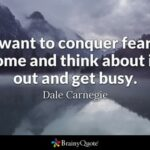 Famous Quotes About Fear Facebook