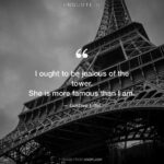 Famous Quotes About The Eiffel Tower