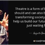 Famous Theatre Quotes Twitter