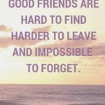 Farewell Quotes For Best Friend