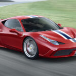 Ferrari 458 Speciale: Race-inspired Design