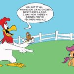 Foghorn Leghorn Chicken Hawk Quotes Facebook