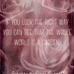 Frances Hodgson Burnett Quotes Tumblr