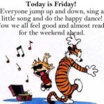 Friday Dance Quotes Facebook