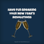 Funny Happy New Year Wishes For Friends Pinterest