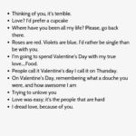 Funny Valentines Day Instagram Captions Facebook