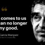 Garcia Marquez Quotes