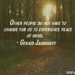 Gerald Jampolsky Quotes Facebook