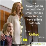 Gifted Movie Quotes Facebook