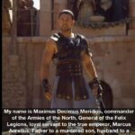 Gladiator Movie Quotes Twitter