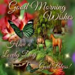 God Good Morning Wishes Pinterest