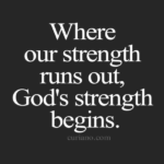 God Strengthen Me Quotes Pinterest