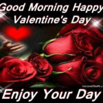 Good Morning Happy Valentines Day Twitter