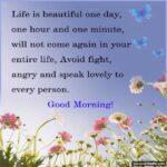 Good Morning Life Is Beautiful Pinterest