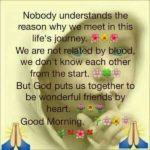Good Morning My Dear Friend Quotes Facebook