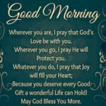 Good Morning Prayer Quotes Facebook