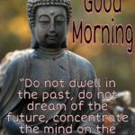Good Morning Quotes Buddha