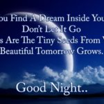 Good Night Motivation Pinterest